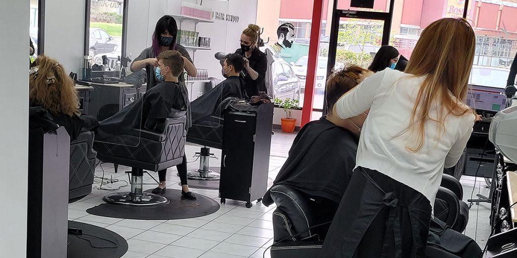 Gosu Hair Interior